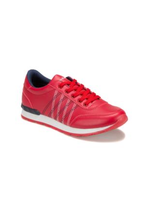 Art Bella U2452 Kırmızı Kadın Athletic Ayakkabı