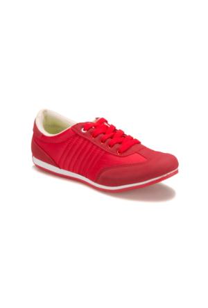 Carmens U1215 Kırmızı Kadın Sneaker Ayakkabı