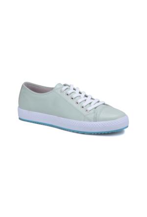 Art Bella U2454 Yeşil Kadın Sneaker Ayakkabı