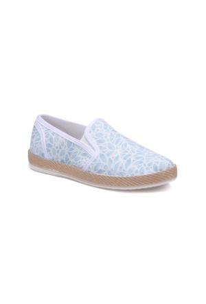 Carmens U2803 Mavi Kadın 337 Ayakkabı