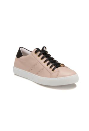 Art Bella U2209 Bej Kadın Sneaker Ayakkabı