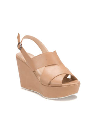 Butigo S861 Ten Rengi Kadın 545 Ayakkabı
