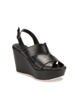 Butigo S861 Siyah Kadın 545 Ayakkabı