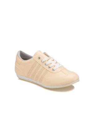 Carmens U1204 Sarı Kadın Sneaker Ayakkabı