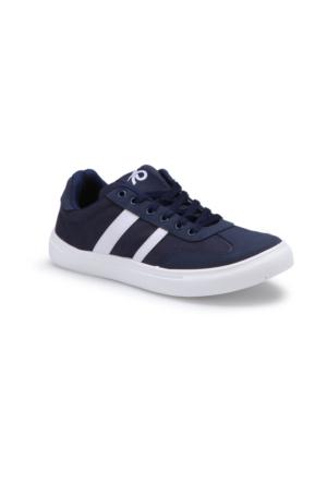 Torex Adams Lacivert Erkek Sneaker Ayakkabı