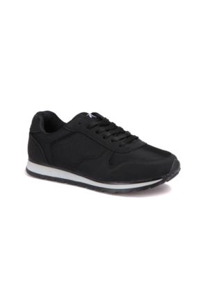 Torex Esta Mesh Siyah Erkek Sneaker Ayakkabı