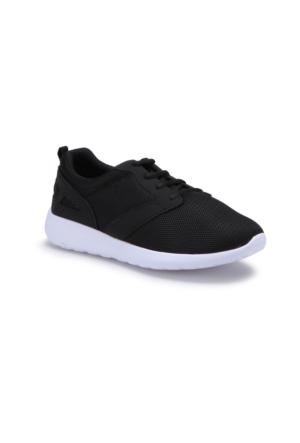 Torex Delia W Siyah Kadın Sneaker Ayakkabı