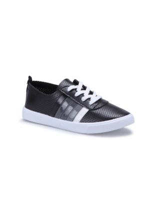 Carmens U1302 Siyah Kadın Sneaker Ayakkabı