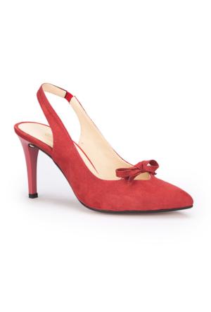 Polaris 71.309808.Z Kırmızı Kadın 545 Ayakkabı
