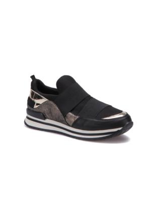 Butigo S1124 Siyah Kadın 337 Ayakkabı