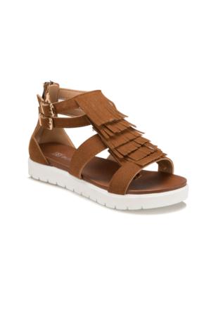 Butigo S1093 Taba Kadın Sandalet