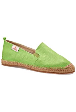 Lumberjack 291530 Yeşil Kadın Espadril Ayakkabı