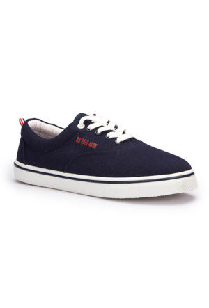 U.S. Polo Assn. Travis Lacivert Erkek Sneaker Ayakkabı