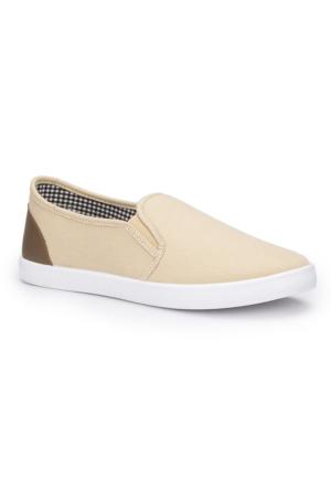 Polaris 71.353984.M Bej Erkek Sneaker Ayakkabı