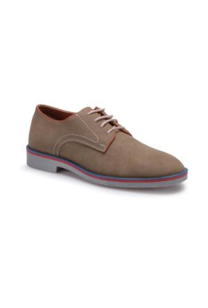 Jj-Stiller Mst-1 M 6691 Kum Rengi Erkek Modern Ayakkabı