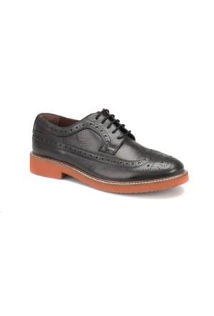 Cordovan 70105-1 M 1506 Füme Erkek Deri Modern Ayakkabı