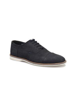 Garamond 820 M 1492 Lacivert Erkek Deri Modern Ayakkabı