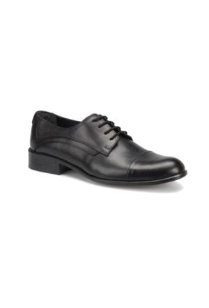Garamond Gbl-1 M 6684 Siyah Erkek Deri Klasik Ayakkabı