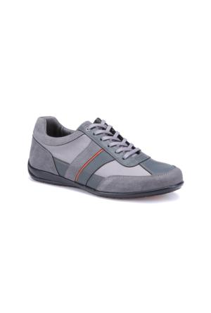 Oxide Navia M 6691 Gri Erkek Sneaker Ayakkabı