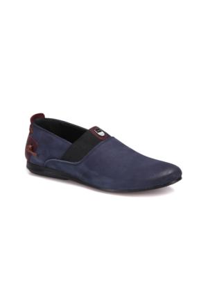 Oxide 2355 M 1366 Lacivert Erkek Deri Klasik Ayakkabı