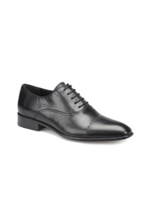 Cordovan 7103 Siyah Erkek Deri Business Ayakkabı