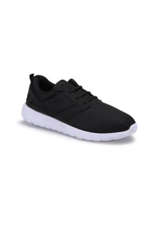 Torex Delia Siyah Erkek Sneaker Ayakkabı