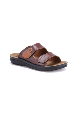 Flexall Bandy M 1602 Kahverengi Erkek Klasik Ayakkabı