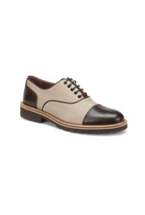 Cordovan 1486 M 1506 Bej Kahverengi Erkek Deri Modern Ayakkabı