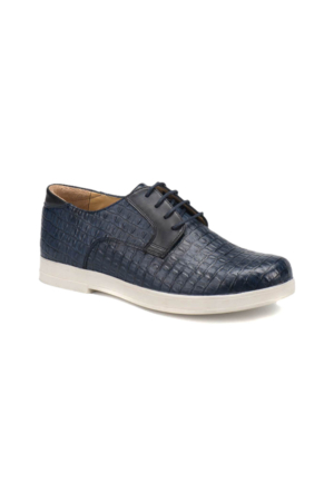Jj-Stiller 79133 M 1506 Lacivert Erkek Modern Ayakkabı