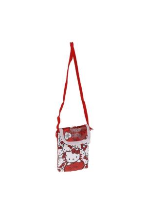 Hello Kitty 86624 Kırmızı Unisex Çocuk Omuz Çantası
