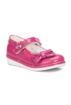 Polaris 71.509076.P Fuşya Kız Çocuk Basic Sandalet
