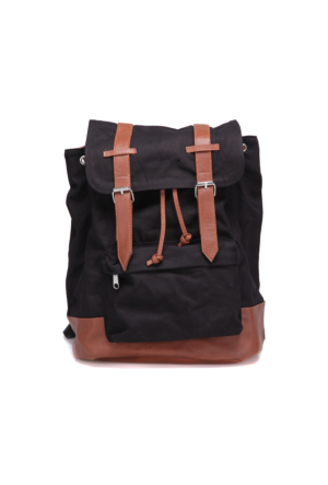 Oxide Knspt16S001 Siyah Erkek Backpack Çanta