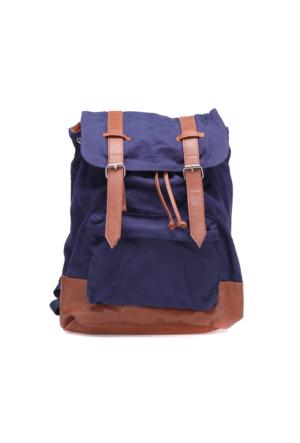 Oxide Knspt16S001 Lacivert Erkek Backpack Çanta