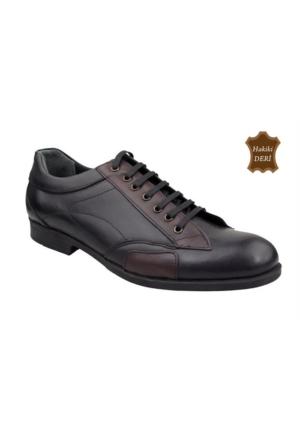 Wolfland 492 3231 Hakiki Deri Klasik Ayakkabı