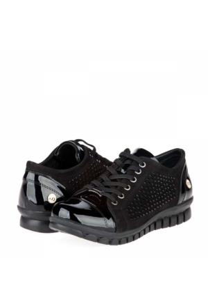 Mammamia Kadın Günlük Ayakkabı Siyah