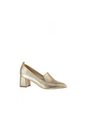 Elle Sonhador Bayan Ayakkabı Altın