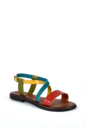 Sapin 25999 Kadın Sandalet