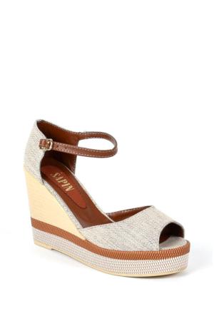 Sapin 35730 Kadın Sandalet Kum