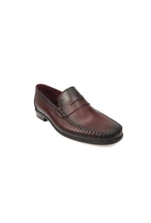 Ziya Erkek Hakiki Deri Ayakkabı 7185 7003