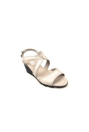 Ziya Kadın Hakiki Deri Sandalet 7176 2152