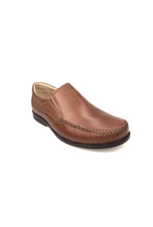 Ziya Erkek Hakiki Deri Ayakkabı 7153 K02