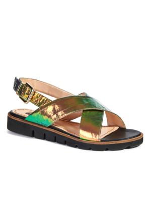 Desa Segan Kadın Sandalet Bronz