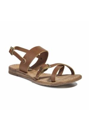 Desa Kadın Sandalet Taba