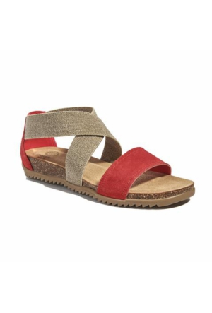 Desa Barile Kadın Sandalet Kırmızı