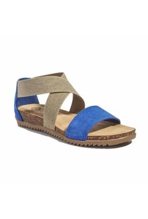 Desa Barile Kadın Sandalet Mavi