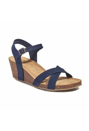 Desa Beisse Kadın Sandalet Lacivert
