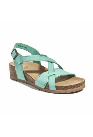 Desa Bellan Kadın Sandalet Mint