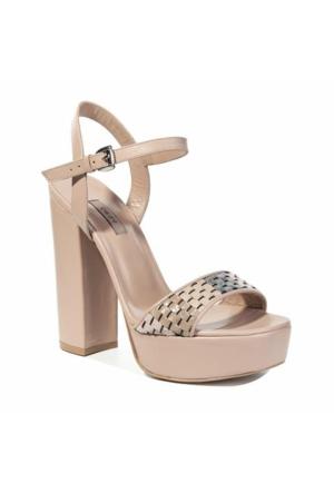 Desa Salsa Kadın Sandalet Pembe