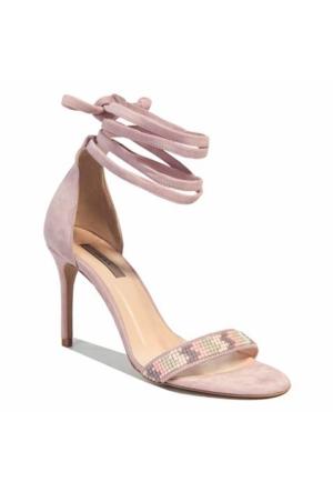 Desa Collection Sherry Kadın Abiye Ayakkabı Pembe