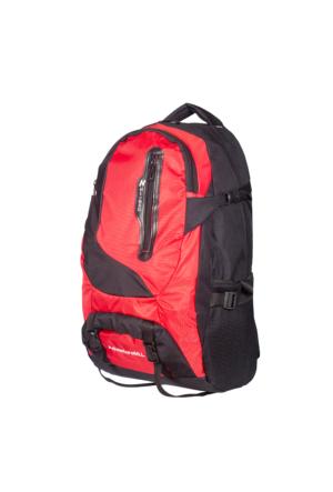 Hard Case Kumaş Sırt Çantası Hcsrt210 Kırmızı